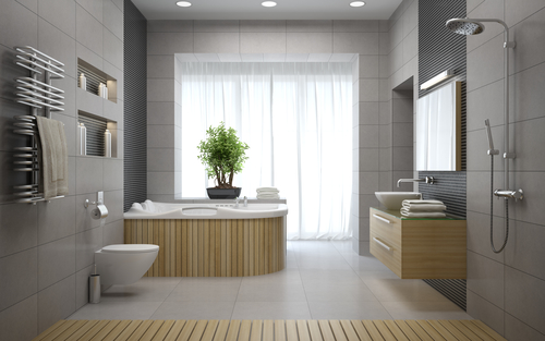 Småt og mørkt badeværelse? Istandsættelse af badeværelse